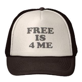 Libres está 4 yo gorro de camionero