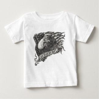 Libres vivos o mueren Eagle Remera
