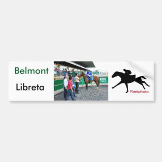 Libreta Bumper Sticker
