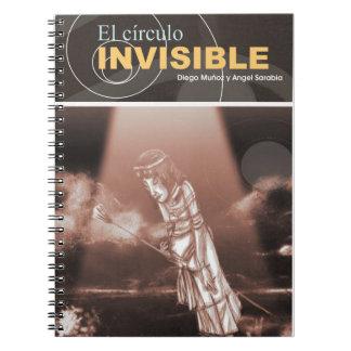 Libreta de Apuntes El Circulo Invisible