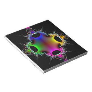 Libreta de la explosión del color libretas para notas