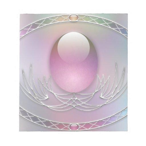 Libreta de los huevos de Pascua Blocs