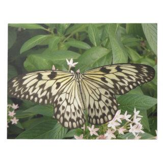 Libreta de papel de la mariposa de la cometa libretas para notas