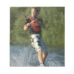 Libreta de Wakeboarding del lago Blocs De Notas