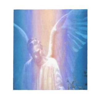 Libreta del ángel de guarda blocs de notas