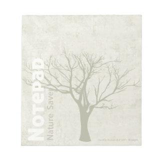 Libreta del árbol - página 40 blocs de papel