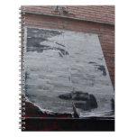 Libreta del arte de la calle de Rone