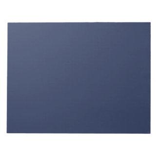 Libreta del azul de la explosión de nube blocs