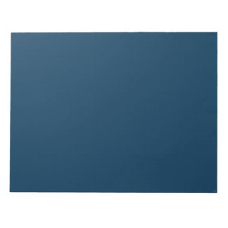 Libreta del azul prusiano bloc de notas