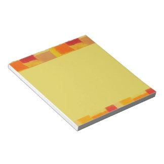 Libreta del confeti del verano de 4 estaciones peq libretas para notas