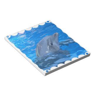 Libreta del delfín de Bottlenose Libretas Para Notas