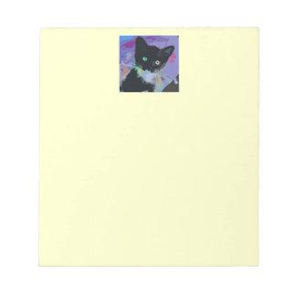 Libreta del gato blocs de notas