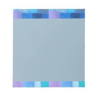 Libreta del invierno de 4 estaciones pequeña blocs de papel