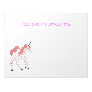 Libreta del unicornio bloc