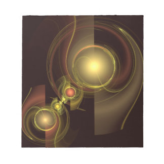 Libreta íntima del arte abstracto de la conexión bloc de notas