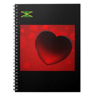 Libreta jamaicana del corazón