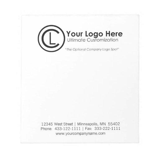 Libreta promocional simple y de encargo de su logo libretas para notas