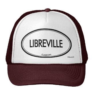 Libreville, Gabon Trucker Hat
