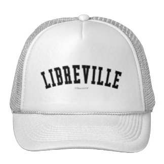 Libreville Trucker Hat