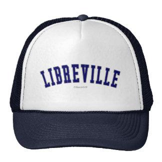 Libreville Trucker Hats