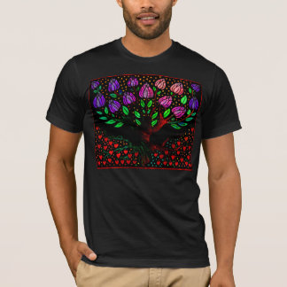Libris Roots Shirt - Design on One Side