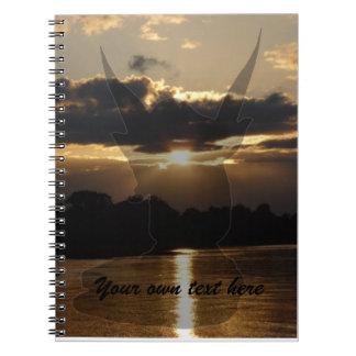 Libro 80 lados liniert - Nature Love Libretas Espirales