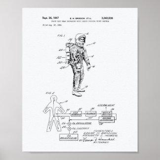 Libro Blanco de la patente del cambiador de calor Póster