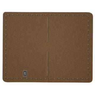 Libro de bolsillo de costura de la imitación de cuadernos grapados