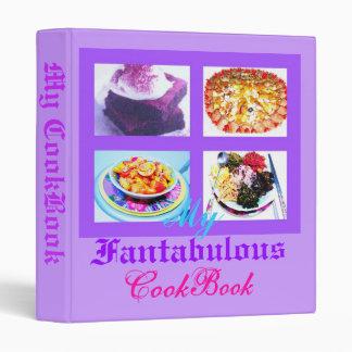 libro de cocina adaptable Binder★ღ° del ღ★¥ÚMŦÂŞTÏ