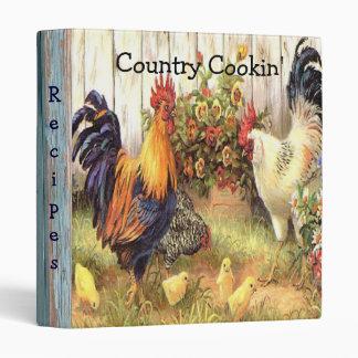 """Libro de cocina de los polluelos del bebé de la carpeta 1"""""""