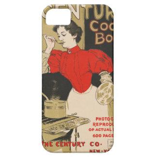 Libro de cocina del siglo de Maria Ronald Funda Para iPhone SE/5/5s