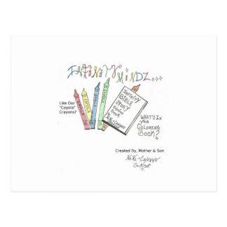 Libro de colorear de la historia de la biblia del  postales