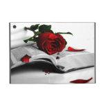 Libro de corazones quebrados iPad mini carcasas