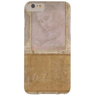 Libro de Disegni by Botticelli, Lippi, Vasari Barely There iPhone 6 Plus Case