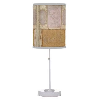 Libro de Disegni by Botticelli, Lippi, Vasari Desk Lamp