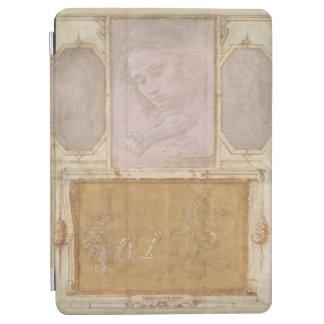 Libro de Disegni by Botticelli, Lippi, Vasari iPad Air Cover