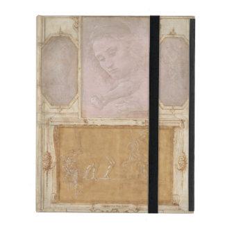 Libro de Disegni by Botticelli, Lippi, Vasari iPad Folio Case