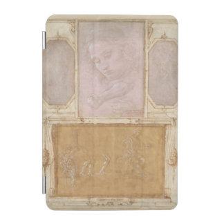 Libro de Disegni by Botticelli, Lippi, Vasari iPad Mini Cover
