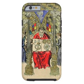 Libro de la alquimia y de los artes herméticos funda para iPhone 6 tough
