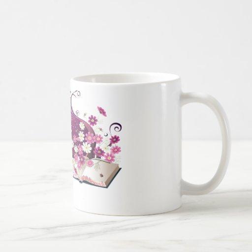 Libro de la ascendencia tazas de café