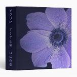 Libro de la carpeta de los Wildflowers - libro de
