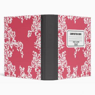 """Libro de la composición (rosa) carpeta 1"""""""