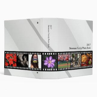 """Libro de la foto de la tira de la película carpeta 2"""""""