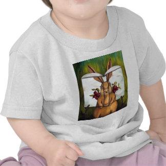 Libro de la historia del conejo de los secretos camiseta