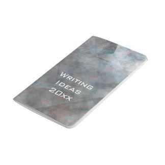 Libro de la idea del bolsillo del escritor cuadernos