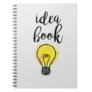 Libro de la idea libreta