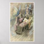 Libro de la poesía de hadas, Warwick Goble Posters