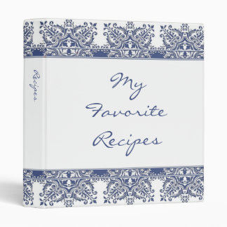 Libro de la receta del damasco del zafiro