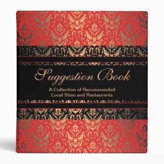 """Libro de la recomendación de la sugerencia para el carpeta 1"""""""