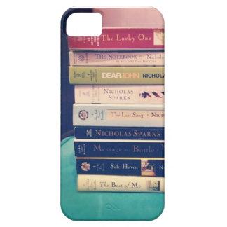 Libro de las chispas iPhone 5 funda